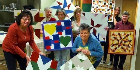 Barn Quilt Board Class (3-Part Series) tickets