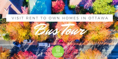 Rent to Own Homes - Bus Tour tickets