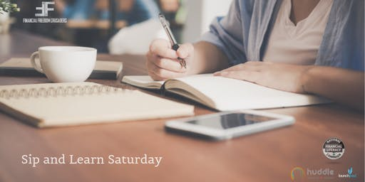 Sip & Learn Saturday Workshop - Proper Income Protection