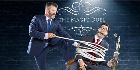 11/2 5PM Magic Duel Comedy Show at The Mayflower Hotel tickets