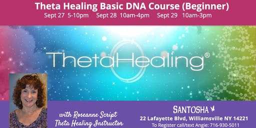 Theta Healing Basic DNA Course (Beginner)