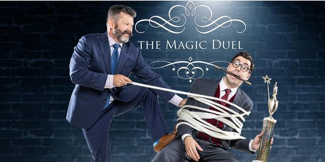 11/2 8PM Magic Duel Comedy Show at The Mayflower Hotel tickets
