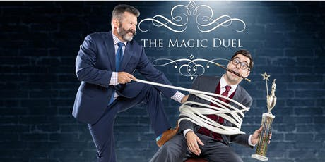 11/23/19 5PM Magic Duel Comedy Show at The Mayflower Hotel tickets