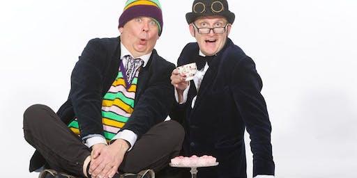 STAND UP COMEDY – Raymond & Mr Timpkins  - ATIC Banbury
