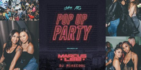 The Pop Up Party tickets