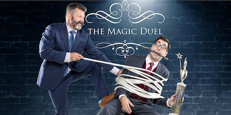 11/29 5PM Magic Duel Comedy Show at The Mayflower Hotel tickets