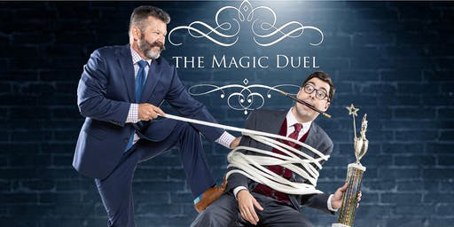 11/29 5PM Magic Duel Comedy Show at The Mayflower Hotel