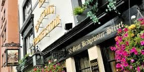 Historic Pubs of Manchester – The Intellectual Pub Crawl