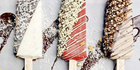 NYC mixer: Popbar x Grit Daily News tickets