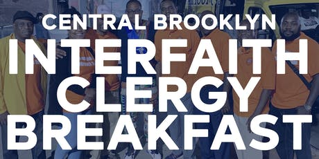 Senator Myrie's Central Brooklyn Interfaith Clergy Breakfast tickets