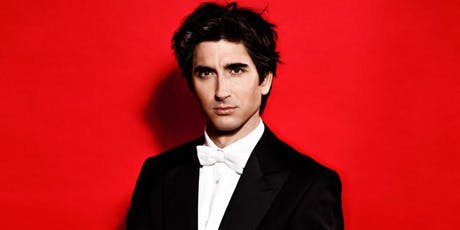 Pablo Amoros, piano tickets