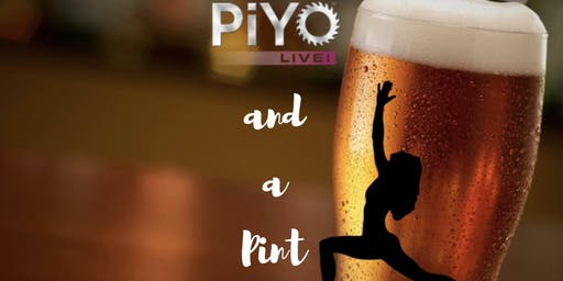 PiYO and a Pint