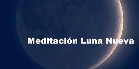 Meditación Luna Nueva en Libra entradas