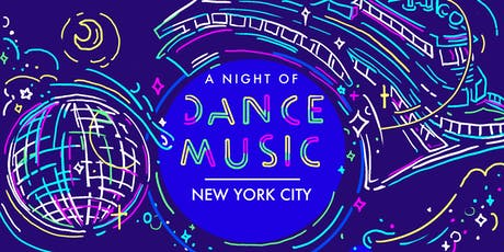 NYC #1 Dance Music Boat Yacht Cruise on Hornblower's Mega Yacht Infinity  tickets