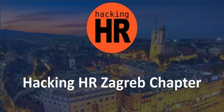 Hacking HR Zagreb Chapter Meetup 3 tickets