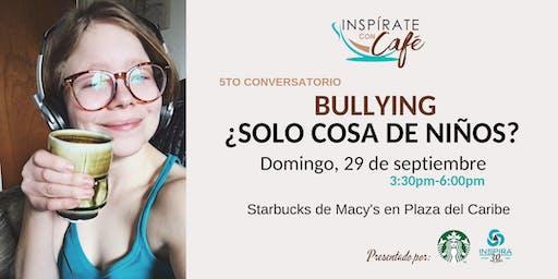Inspírate con Café: 5to Conversatorio