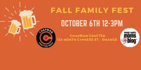 Fall Family Fest 2019 tickets