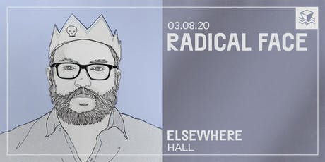 Radical Face @ Elsewhere (Hall) tickets