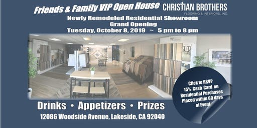 Christian Brothers Open House