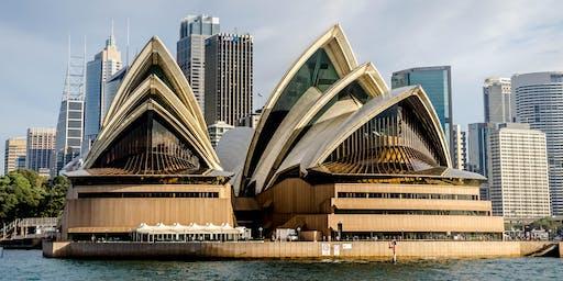 Shifting Gears Sydney: Breakfast Session