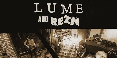 LUME • REZN • Masster tickets