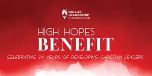 2019 High Hopes Benefit