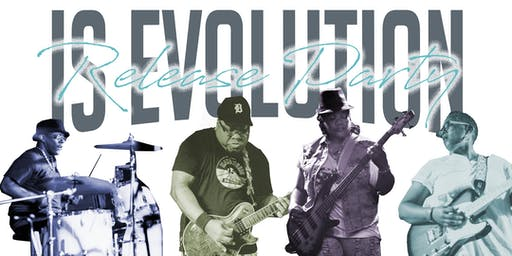 IS Evolution Release Party — 2nd Hand Smoke