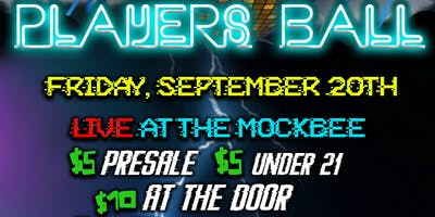 WiseWords x Casual Crooks Present: The Players Ball