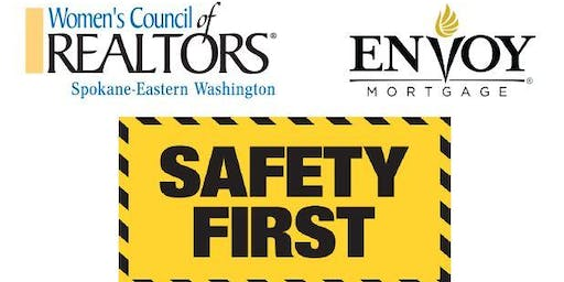 WCR SPOKANE - SAFETY FIRST! - NOVEMBER 7, 2019