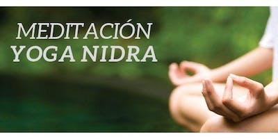 Meditación Yoga Nidra