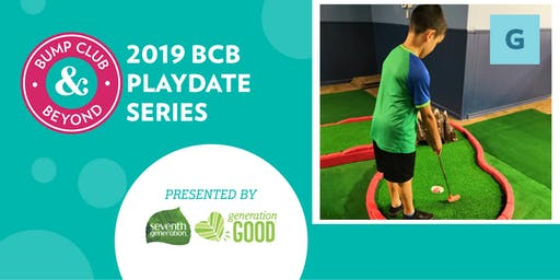 BCB Playdate with Game-Z Galaxy  Presented by Seventh Generation (Austin,TX)