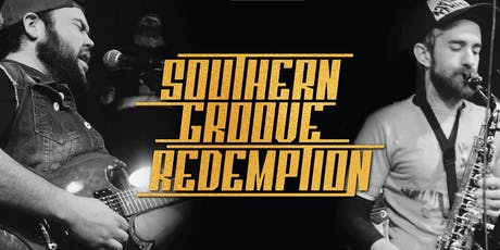 Southern Groove Redemption tickets