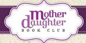 Mother/Daughter Book Club October