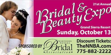 Reno Bridal & Beauty Expo tickets
