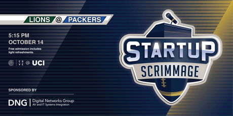 Startup Scrimmage: Lions @ Packers tickets
