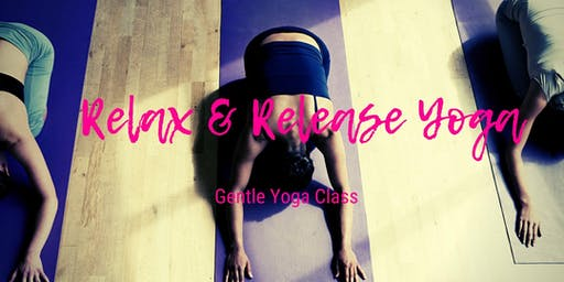 Relax & Release Yoga