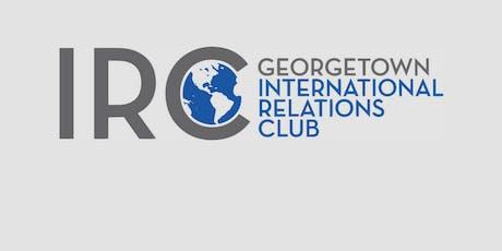 IRC Dues September 2019 tickets