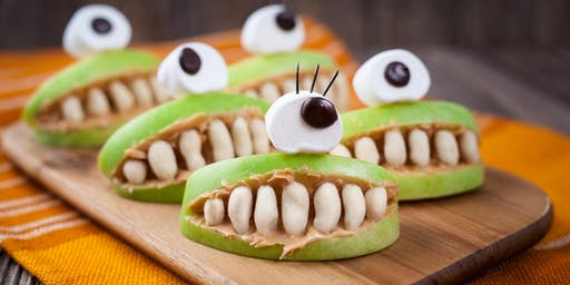 Cook With Your Kid: Monster Mash