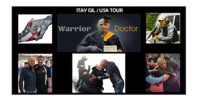 "Grand Master ""ITAY GIL""  Israeli Krav Maga U.S. Tour (TEXAS)"