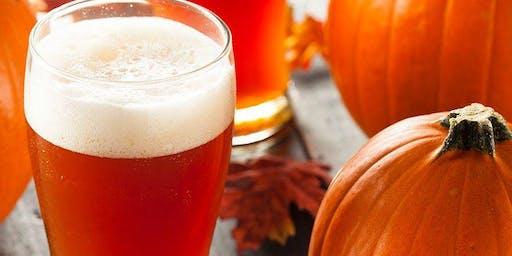 Pumpkin Beer Class