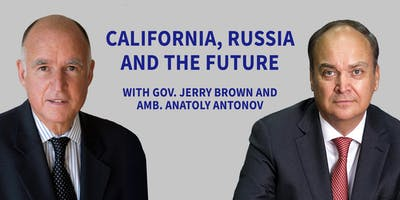 California, Russia and the Future: A Special Event