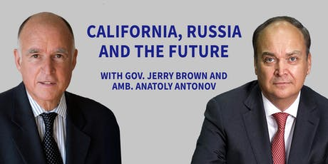 California, Russia and the Future: A Special Event  tickets