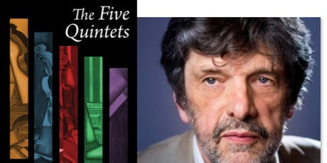 CCW Book Discussion: The Five Quintets by Micheal O'Siadhail tickets