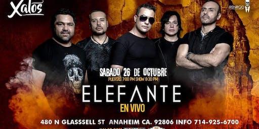 Elefante en Anaheim