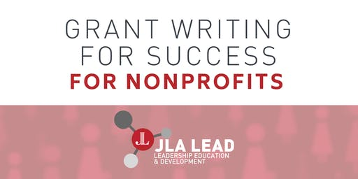 Grant Writing for Success for Nonprofits