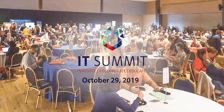 IT Summit 2019 tickets