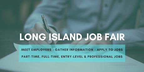 Long Island Job Fair - October 15, 2019 Job Fairs & Hiring Events in Long Island, NY tickets