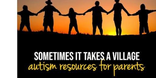 It Takes a Village: Autism Resources for Parents