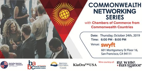Commonwealth Networking Series Number 3! tickets