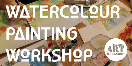 Watercolour Painting Workshop tickets